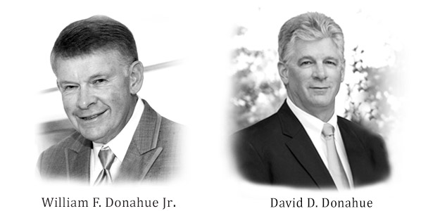 image of William Donahue jr & David Donahue