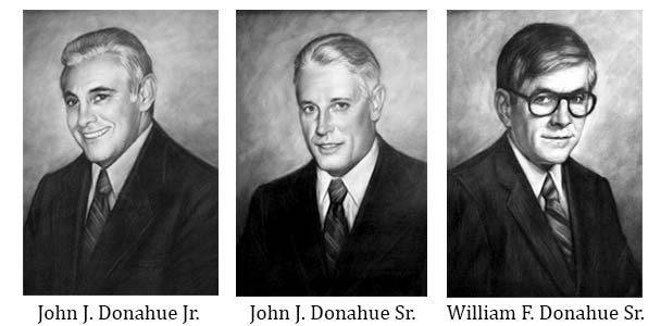 image of Donahue Bros father and sons